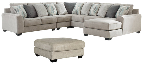 Ardsley Benchcraft 6-Piece Living Room Set