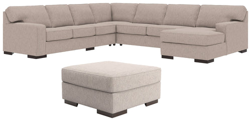 Ashlor Nuvella Ashley 6-Piece Living Room Set