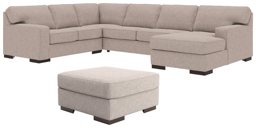 Ashlor Nuvella Ashley 5-Piece Living Room Set