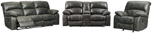 Dunwell Signature Design 3-Piece Living Room Set