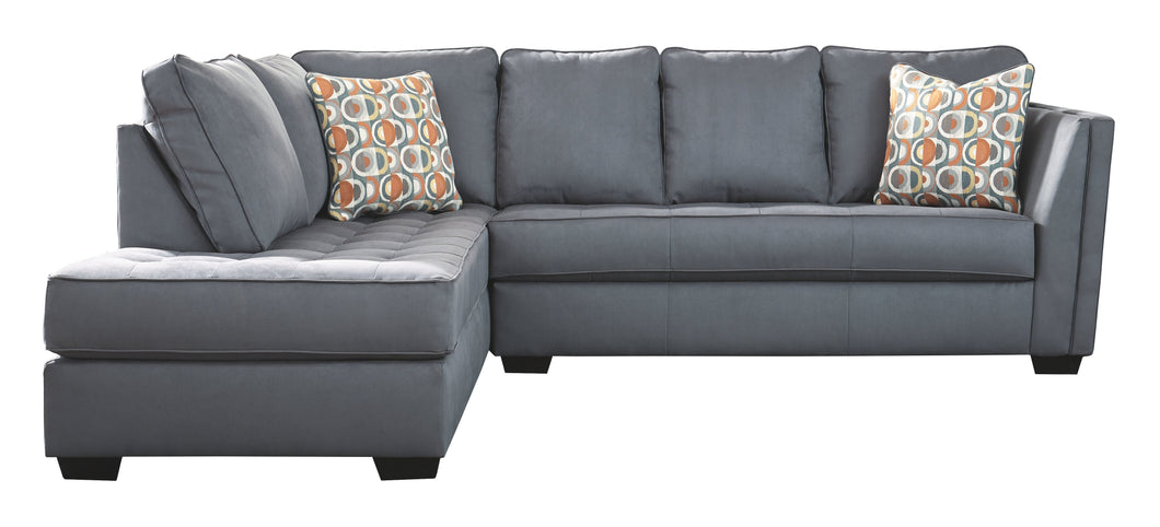Filone Signature Design by Ashley 2-Piece Sectional with Chaise