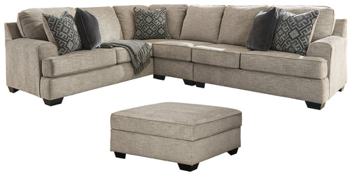 Bovarian Signature Design 4-Piece Living Room Set
