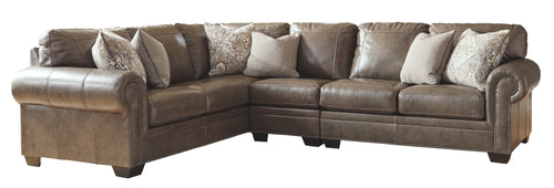 Roleson Signature Design by Ashley 3-Piece Sectional
