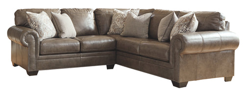 Roleson Signature Design by Ashley 2-Piece Sectional