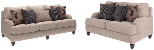 7370135 Fermoy Ashley 2-Piece Living Room Set