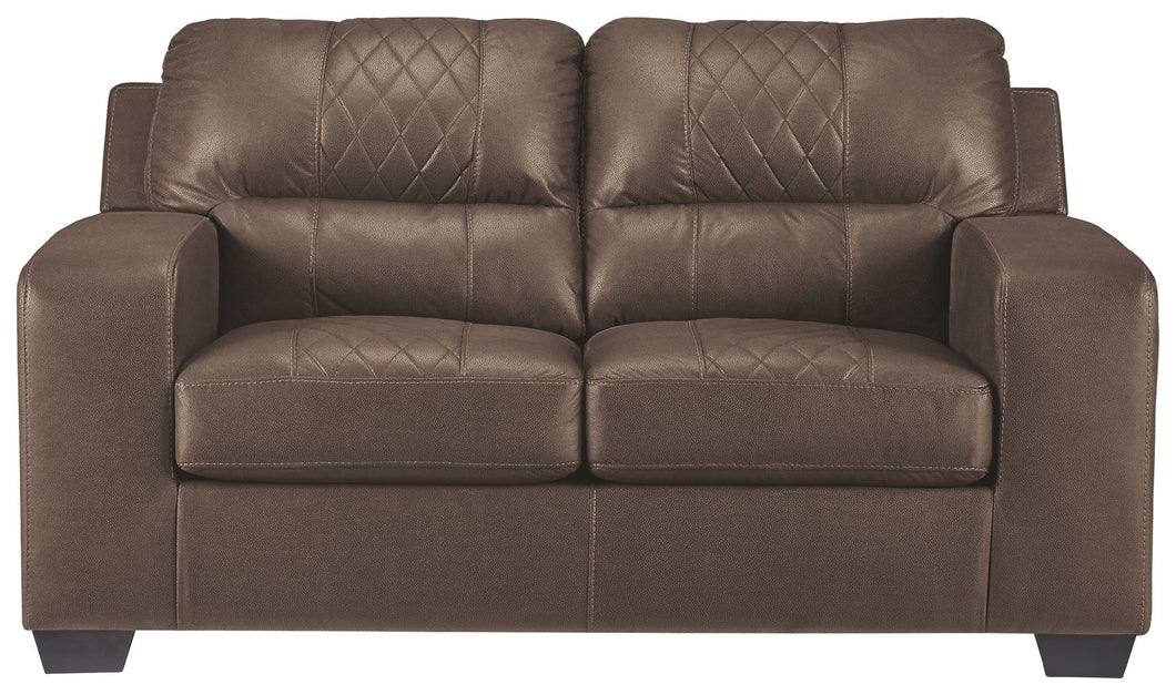 Narzole Signature Design by Ashley Loveseat