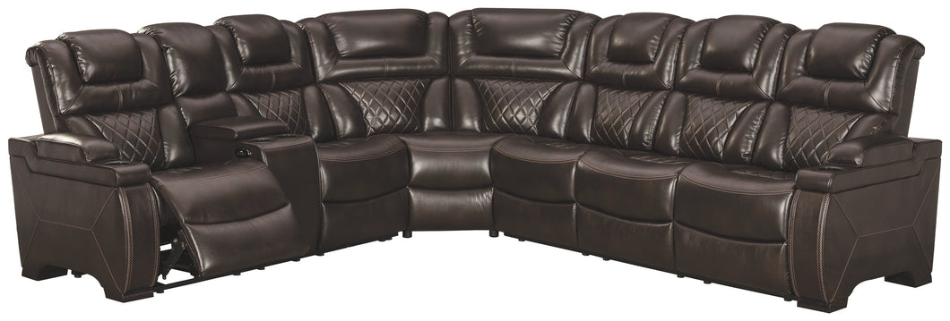 Warnerton Signature Design by Ashley Sectional