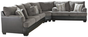 Millingar Signature Design by Ashley Sectional