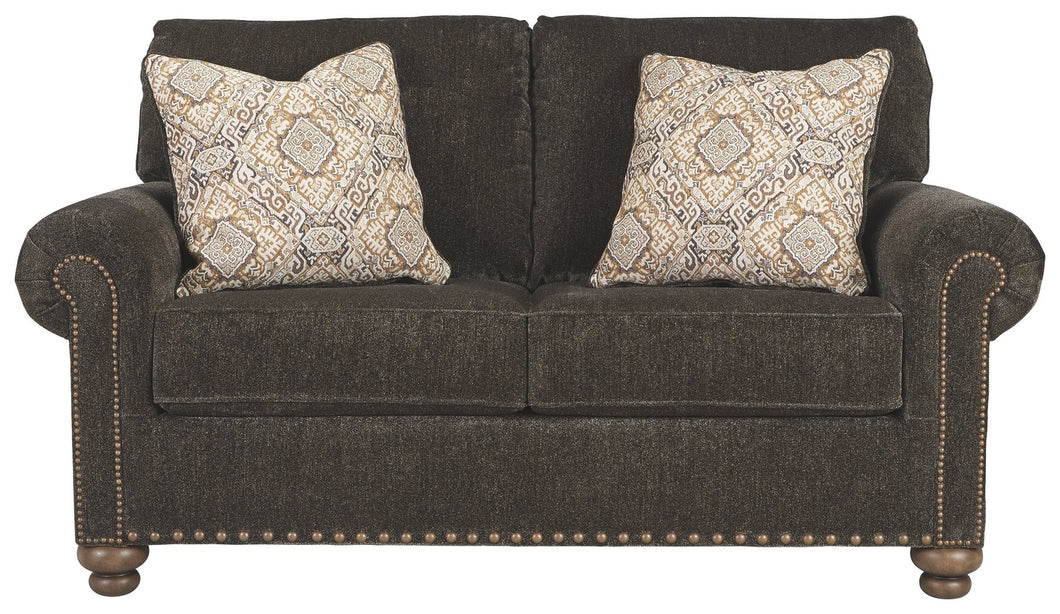 Stracelen Signature Design by Ashley Loveseat