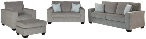 Altari Signature Design 4-Piece Living Room Set