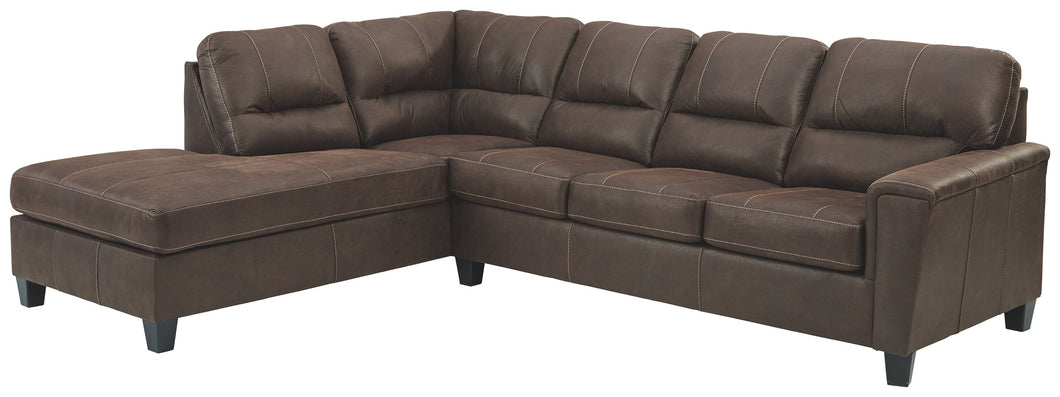 Navi Signature Design by Ashley Sectional