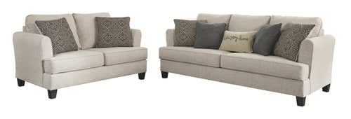 Alcona Ashley 2-Piece Living Room Set