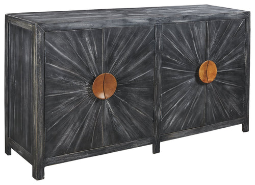 Kademore Signature Design by Ashley Cabinet