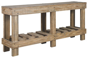 Susandeer Signature Design by Ashley Sofa Table