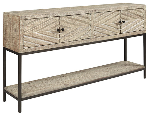 Roanley Signature Design by Ashley Console