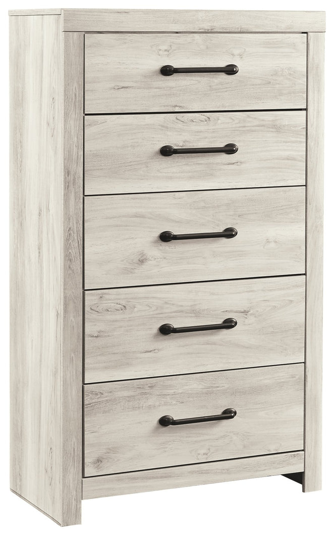 Cambeck 5-Drawer Chest