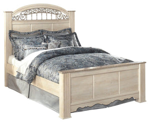 Signature Design by Ashley Catalina King Poster Bed