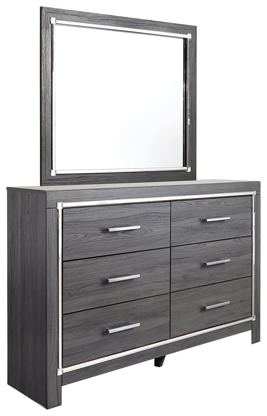 Lodanna Signature Design by Ashley Dresser and Mirror