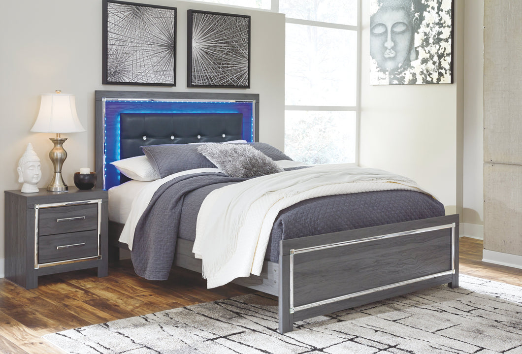 Signature Design by Ashley Lodanna Queen Panel Bed