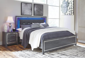 Signature Design by Ashley Lodanna King Panel Bed