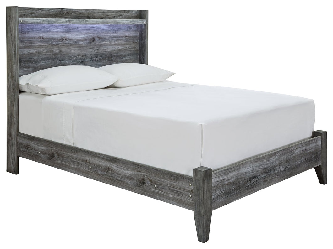 Signature Design by Ashley Baystorm Full Panel Bed