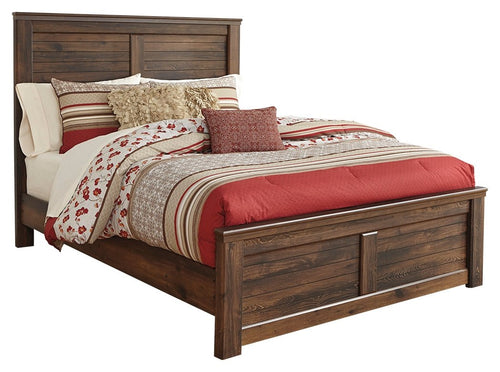 Quinden Signature Design 7-Piece Bedroom Set