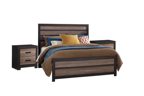 Harlinton Signature Design 5-Piece Bedroom Set with 2 Nightstands