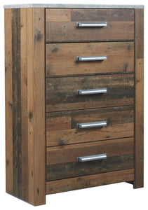 Chadbrook Benchcraft Chest of Drawers