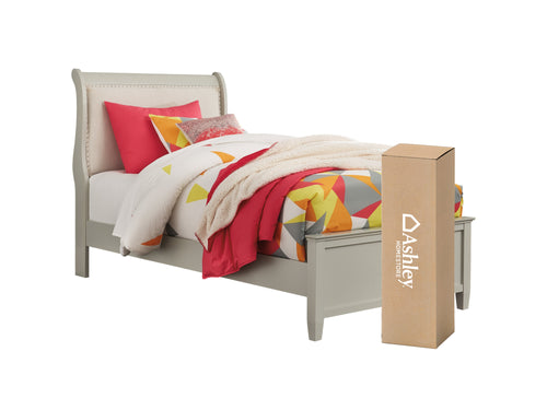 Jorstad Signature Design Youth Bedroom 4-Piece Bedroom Set with Innerspring Mattress