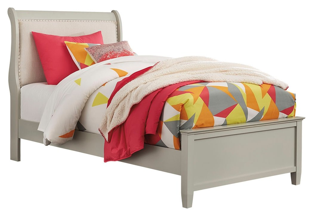 Signature Design by Ashley Jorstad Twin Sleigh Bed