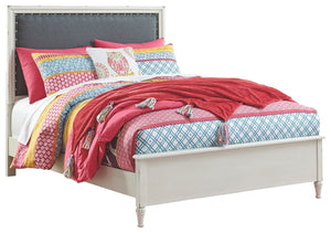 Signature Design by Ashley Faelene Full Upholstered Bed