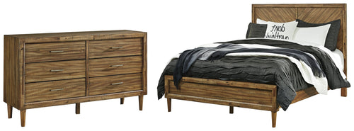 Broshtan Signature Design 4-Piece Bedroom Set