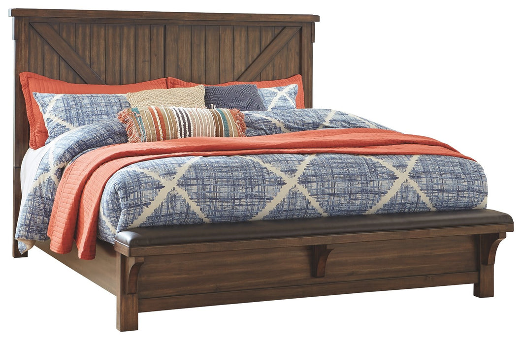 Signature Design by Ashley Lakeleigh Queen Upholstered Bed