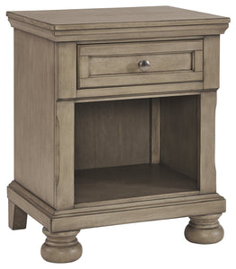 Lettner Signature Design by Ashley Nightstand