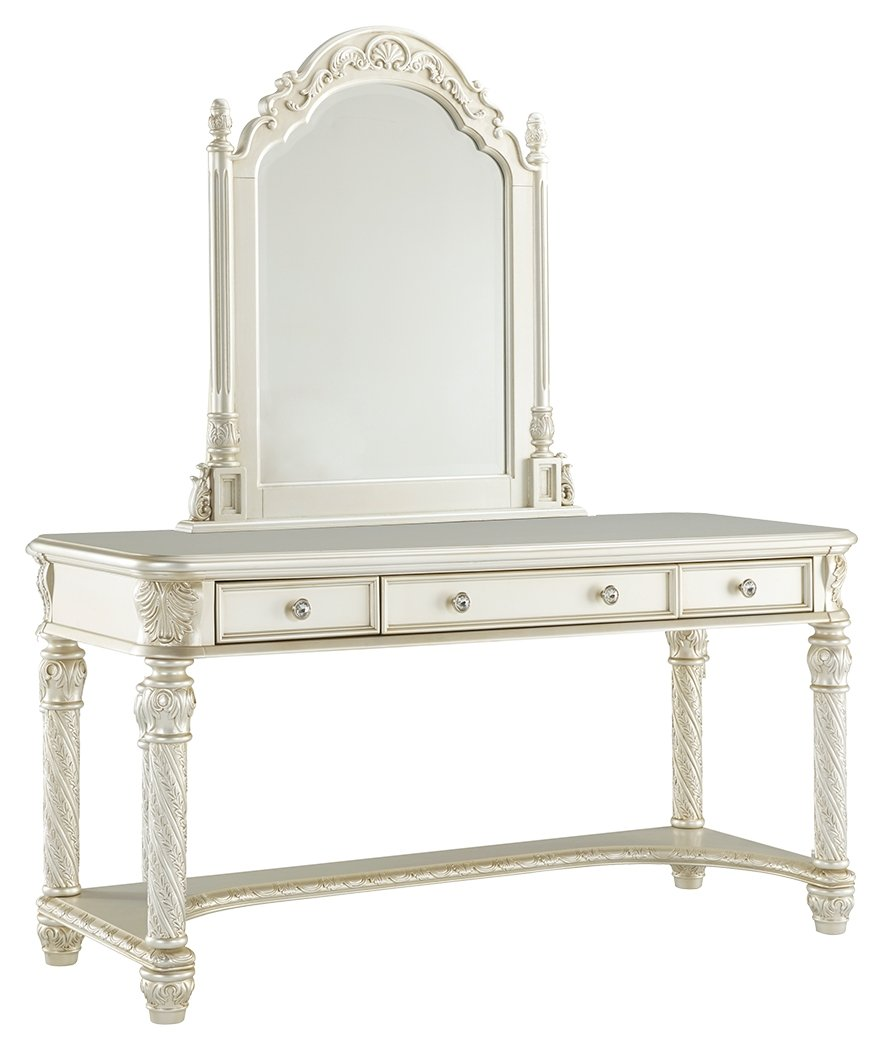 Cassimore Signature Design by Ashley Vanity and Mirror