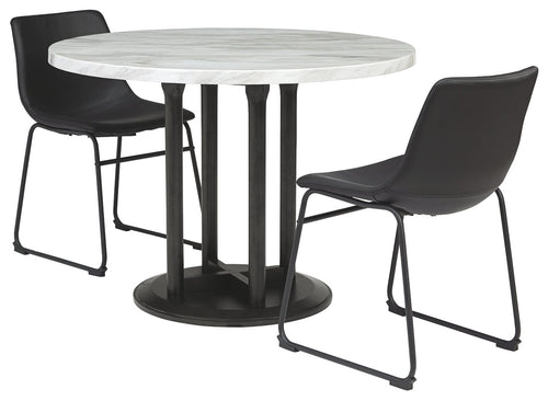 Centiar Signature Design 3-Piece Dining Room Set