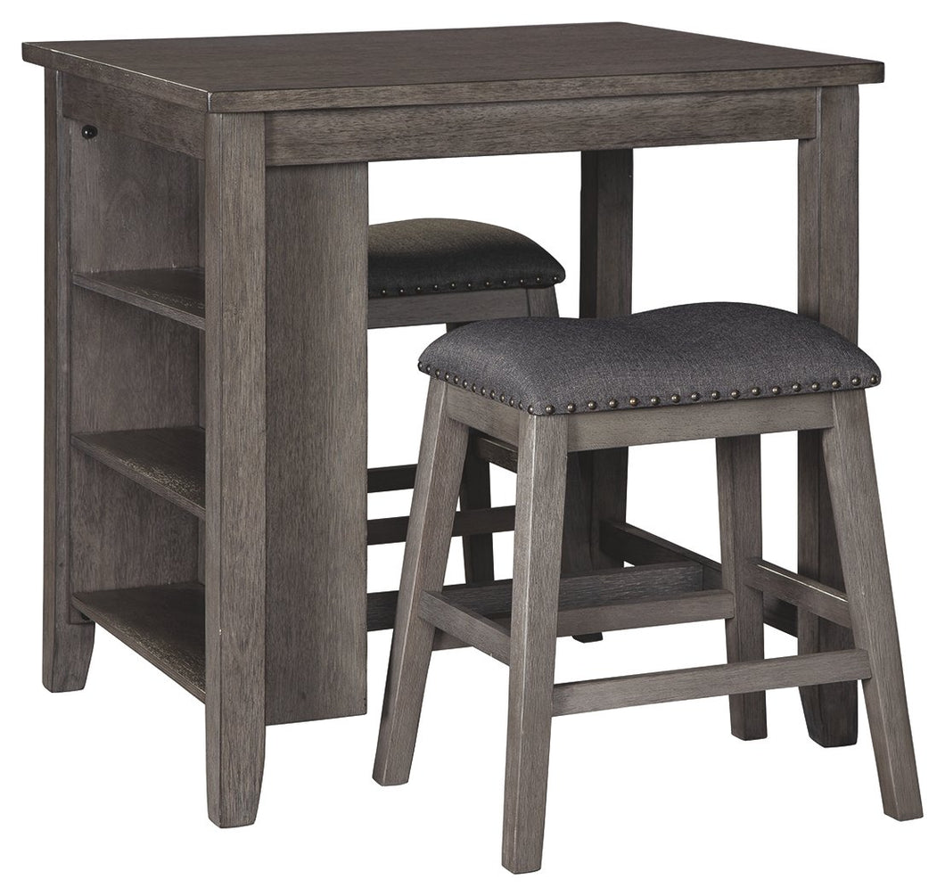 Caitbrook Signature Design by Ashley Counter Height Table set of 3
