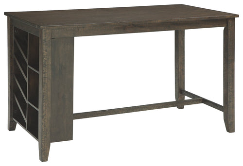 Rokane Signature Design by Ashley Counter Height Table