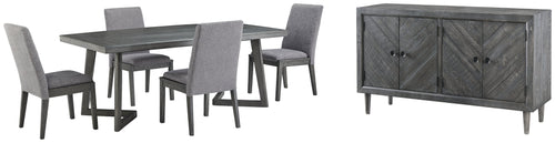 Besteneer Signature Design 6-Piece Dining Room Set