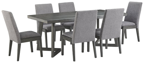 Besteneer Signature Design 7-Piece Dining Room Set