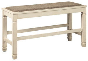 Bolanburg Signature Design by Ashley Counter Height Bench