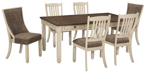 Bolanburg Signature Design 7-Piece Dining Room Set