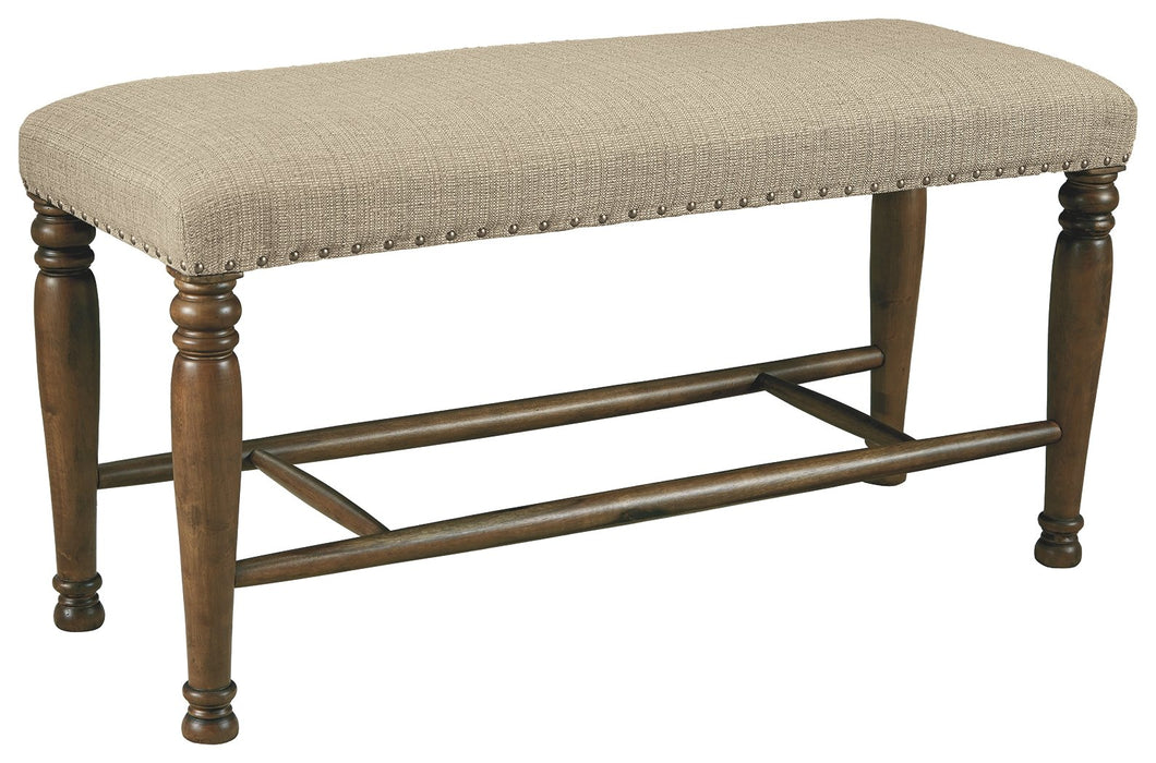 Lettner Signature Design by Ashley Bench