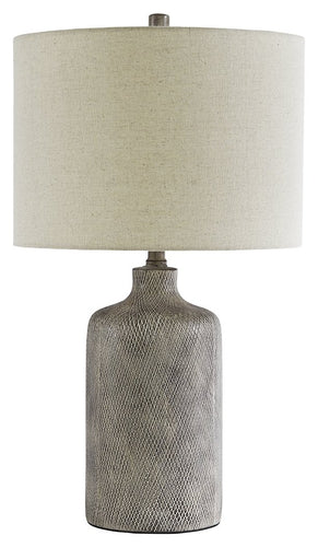 Linus Signature Design by Ashley Table Lamp
