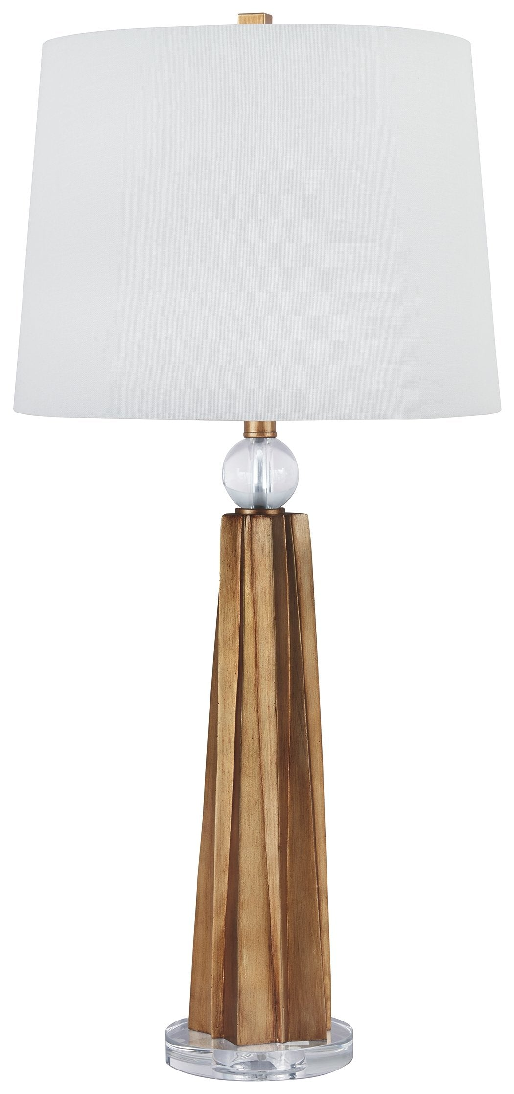 Engla Signature Design by Ashley Table Lamp Pair