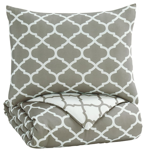 Media Signature Design by Ashley Comforter Set Twin