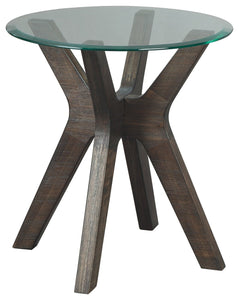 Zannory Signature Design by Ashley End Table