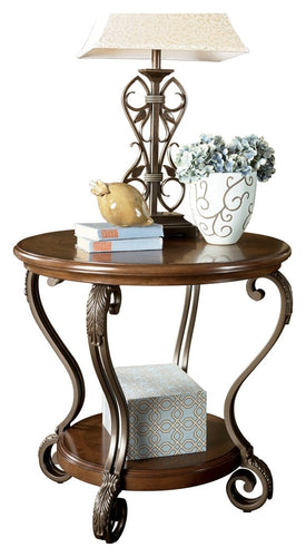 Nestor Signature Design by Ashley End Table
