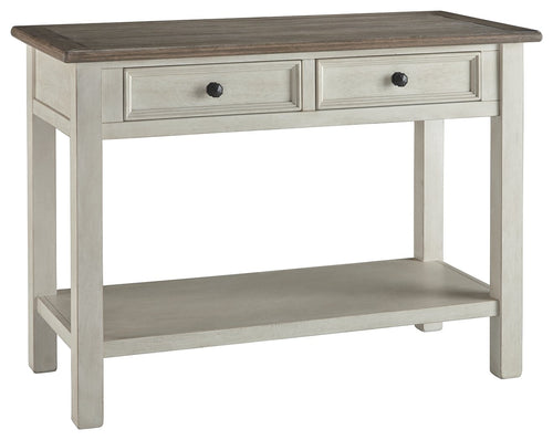 Bolanburg Signature Design by Ashley Sofa Console Table