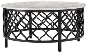 Trinson Signature Design by Ashley Cocktail Table